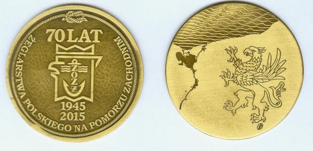 medal 70-lecia
